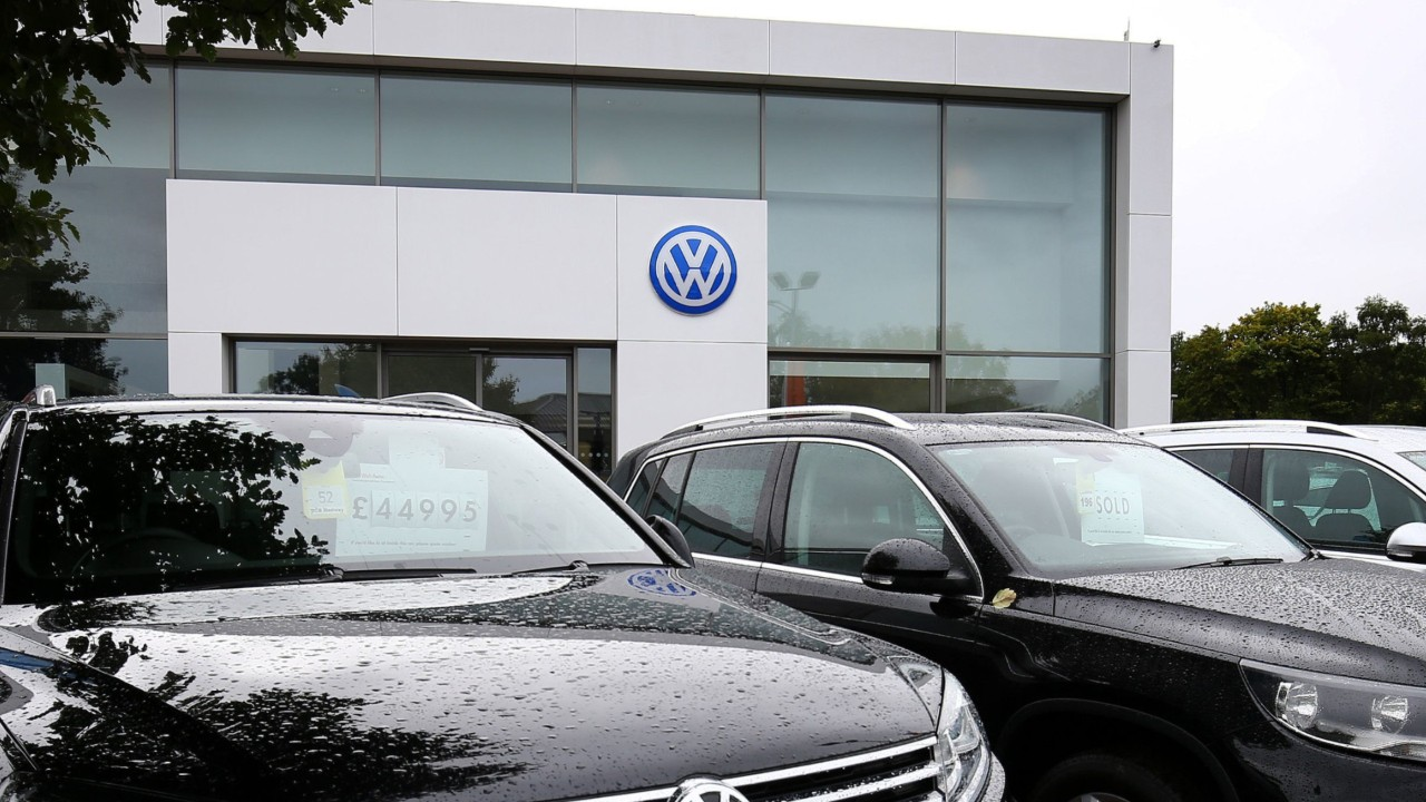 Volkswagen Says It Will End Support For Animal Testing