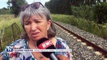 À Millas, la ligne SNCF toujours fermée six mois après le drame