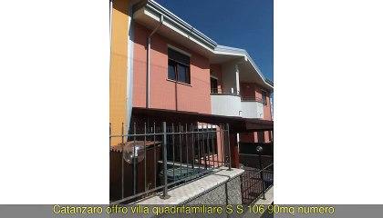 villa quadrifamiliare S.S.106 mq90...