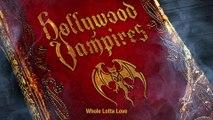 Hollywood Vampires - whole lotta love - Johnny Depp Alice Cooper