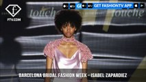 Isabel Zapardiez Art of Fencing Collection at Barcelona Bridal Fashion Week Part 1 | FashionTV | FTV
