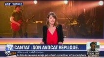 L'avocat de Bertrand Cantat dévoile la lettre de suicide de Krisztina Rády
