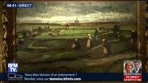 Un tableau de Van Gogh vendu à plus de 7 millions d'euros à Paris