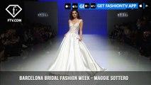 Maggie Sottero Daring and Glamourous at Barcelona Bridal Fashion Week Part 1 | FashionTV | FTV