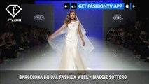 Maggie Sottero Daring and Glamourous at Barcelona Bridal Fashion Week Part 2 | FashionTV | FTV