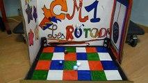 Défi scientifique du Vaucluse - Robot danseur - Ecole  Les Rotondes d'Avignon - CM1