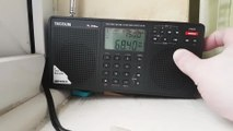 FM radio station DX Sporadic E recorded in Band Scanning 2 in Clacton Essex