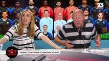Le monde de Macron : L'équipe de France accueille Emmanuel Macron avant la Coupe du monde 2018 - 05/06