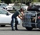 Insolite : Scotcher le coffre de sa voiture
