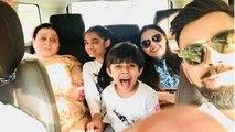 Virat Kohli Shares Family Picture, fans ask why Bhabhi Anushka Sharma is MISSING   FilmiBeat