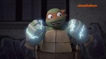 Teenage Mutant Ninja Turtles : les Tortues Ninja   Mikey électrique   Nickelodeon France