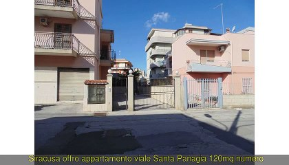 appartamento viale Santa Panagia...