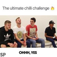 Student Chilli Challenge