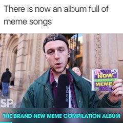 Now That's What I Call Memes