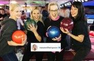 Meryl Streep et le casting de Big Little Lies passent une soirée au bowling