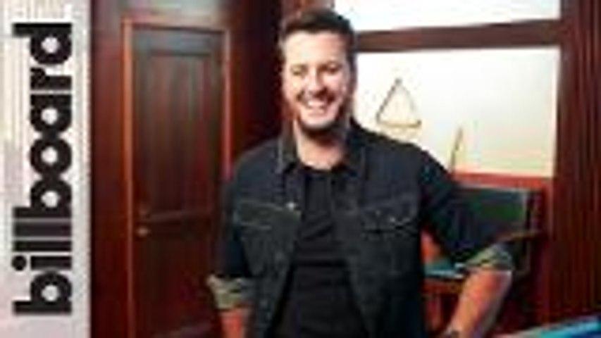 Luke Bryan Plays 'Fishing for Answers': Blake Shelton Impression, First Celebrity Crush, & More! | Billboard