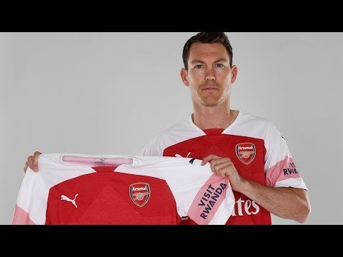 Welcome To Arsenal Stephan Lichtsteiner!