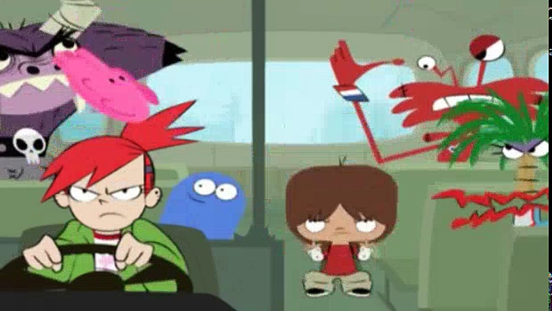 Fosters Home For Imaginary foster's home for imaginary friends s02e08 - squeakerboxx