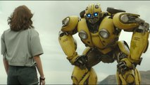 Hailee Steinfeld, John Cena, Martin Short In 'Bumblebee' First Trailer
