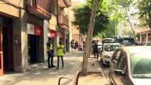 Conmoción en Vilanova i la Geltrú por el asesinato de una niña