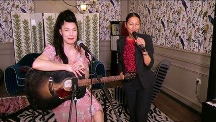 Brisa Roché - Live & Interview