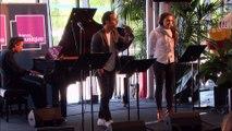 Eric Chantelauze, livret, paroles / Raphael Bancou, musique | Serions-nous avant la guerre  dans Comédiens ! avec Fabian Richard chant, Marion Préïte, chant