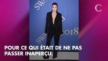 Kourtney Kardashian, sexy avec un décolleté vertigineux aux CFDA Fashion Awards