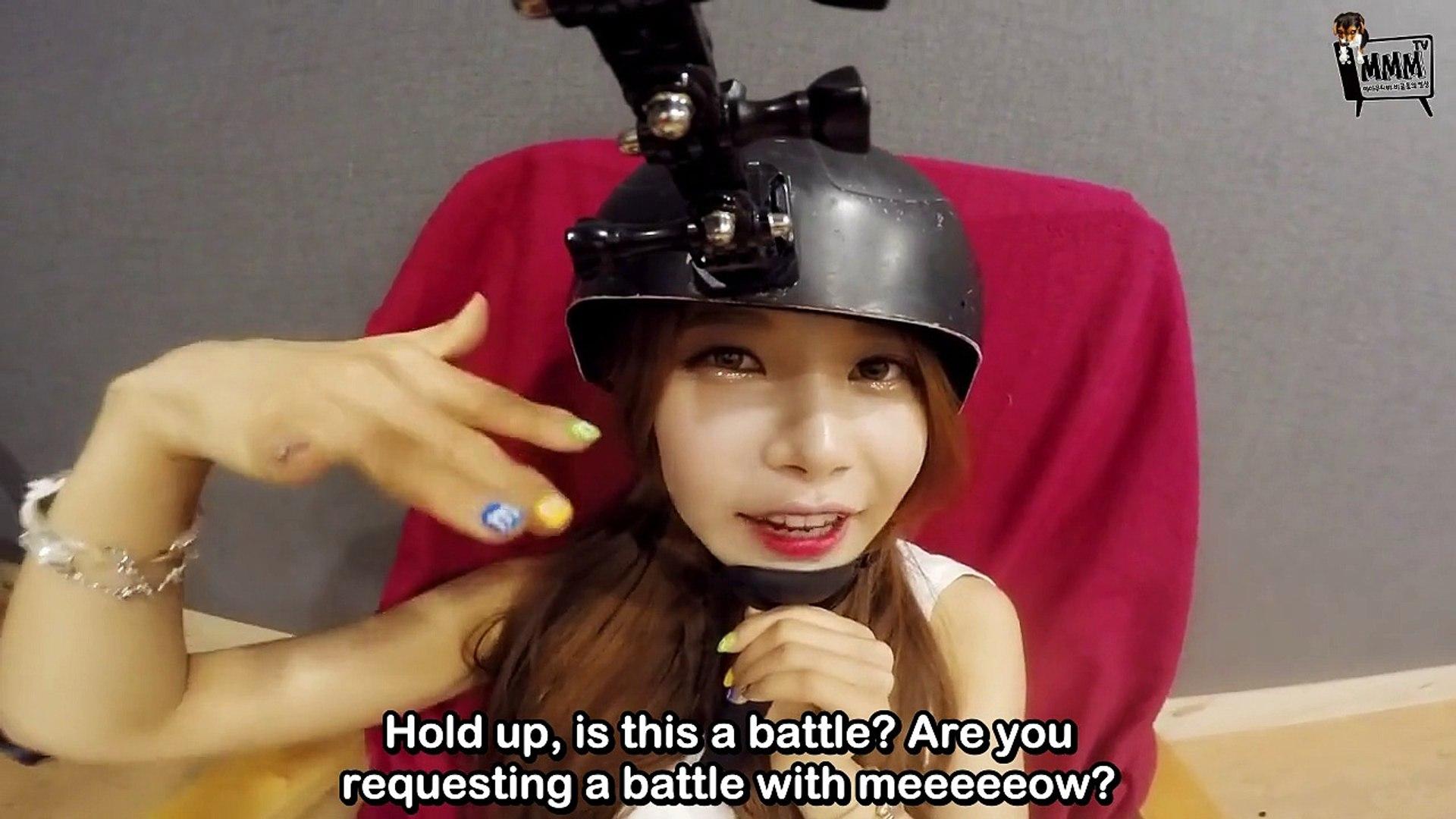 [ENG SUB] MMMTV Episode 10 - Secret Camera (Whee In & Moonbyul)