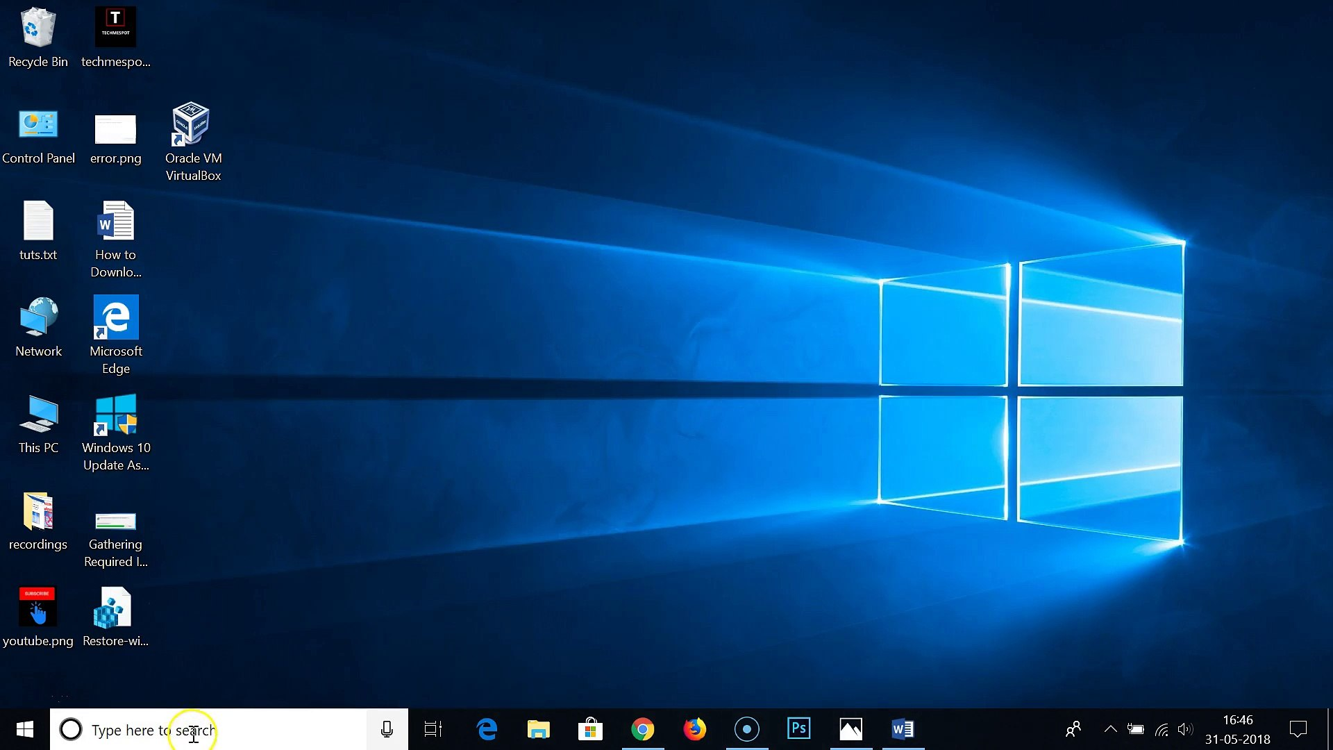 """How to Fix """"Gathering required Information"""" during UnInstallation of Apps  in Windows 10?"""