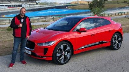 Jaguar I-Pace Test & Fahrbericht mit dem elektrischen Jaguar Performance-SUV