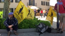 La Confédération paysanne s'invite dans le vignoble de Vincent Bolloré à La Croix-Valmer