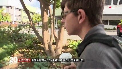 Les autistes, nouveaux talents de la Silicon Valley