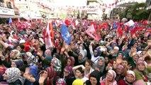 Cumhurbaşkanı Erdoğan: 'İrade, erdem ve cesaretle hep beraber istikbale ve istiklale yürüyoruz' - ZONGULDAK