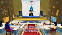 DC Super Hero Girls eps 7 - Hero of the Month Poison Ivy