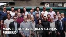 PHOTOS. Martina Navratilova, Marat Safin, Michael Chang, Amélie Mauresmo : les anciens champions réunis à Roland Garros pour le Trophée des Légendes