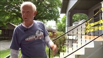 Veteran Says He's a Victim of Porch Repair Scam After Work Goes Unfinished