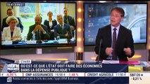 """François Asselin: """"le guichet unique de la SNCF pour les PME fonctionne très bien"""" - 05/06"""