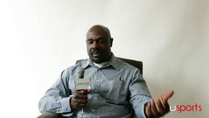 Christian Okoye on his Daily Workout