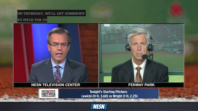 Red Sox First Pitch: Dave Dombrowski On Dustin Pedroia, Mookie Betts Injuries