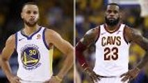 LeBron James and Stephen Curry Say That Their Teams Won't Visit White House If Either Win NBA Finals | THR News