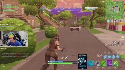 Ninja Fortnite Best Moments
