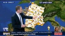 Les orages reviennent cet après-midi, 11 départements en vigilance orange