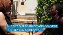 Start Up Stories: Akwaaba Bed & Breakfast