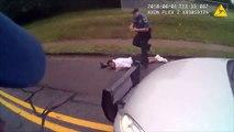 Polizist überfährt Verdächtigen absichtlich und wird gefeuert