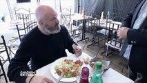 EXCLU AVANT-PREMIERE - Cauchemar en cuisine (M6): Philippe Etchebest en colère en découvrant qu'il a consommé un saumon fumé périmé - VIDEO