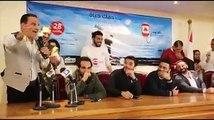 تبنينا حملة تبرع بالدم  كبيره مع الدكتور عمر