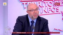 Environnement : les pistes de Stéphane Travert sur le glyphosate et l'importation d'huile de palme