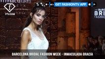 Inmaculada Garcia Personalized Dresses at Barcelona Bridal Fashion Week Part 1| FashionTV | FTV