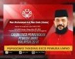 Papagomo tanding Exco Pemuda UMNO