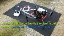Les drones au service du réseau électrique - Contenu vidéo proposé par Enedis